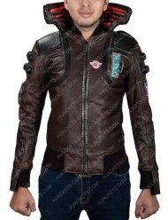 Cyberpunk 2077 Male Jacket