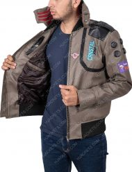 Cyberpunk2077 Video Game Jacket