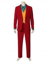 Joaquin Phoenix Joker Red Coat