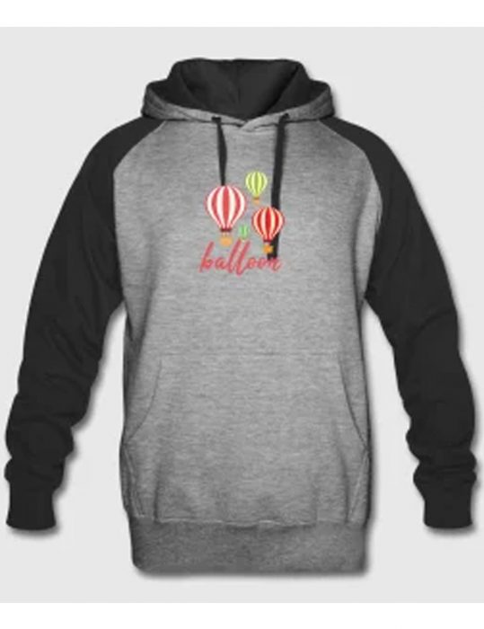 albuquerque-international-balloon-fiesta-grey-hoodie
