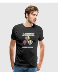 albuquerque international balloon fiesta shirt