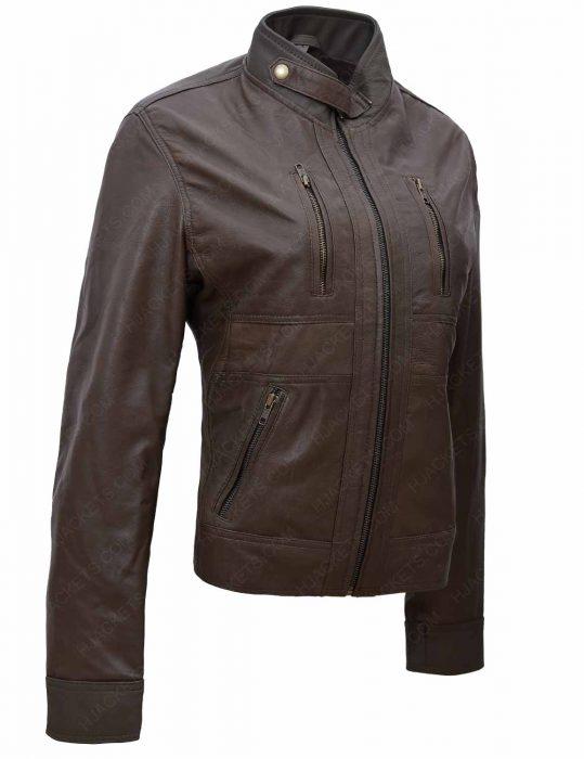 fringe-georgina-haig-leather-jacket
