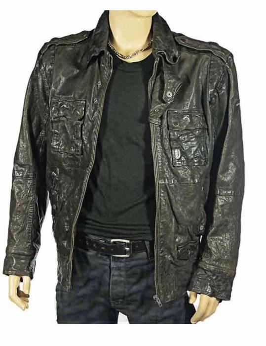 Caleb Dredd jacket