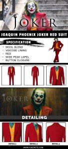 joker red suit joaquin phoenix