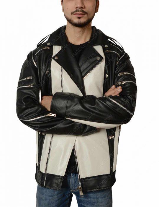 michael jackson pepsi black & white jacket