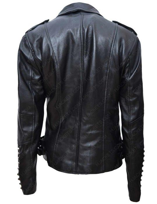 nova sharknado 6 black jacket