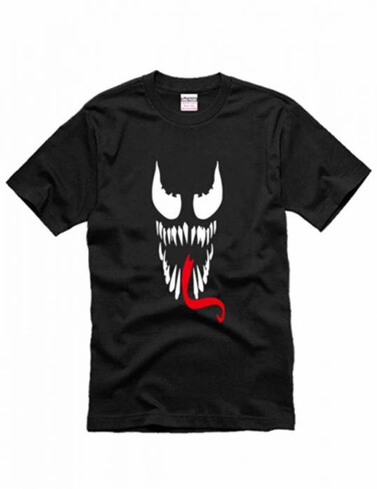 venom-black-logo-t-shirt