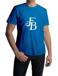 Fantastic Beasts and Where to Find Them blue t-shirt