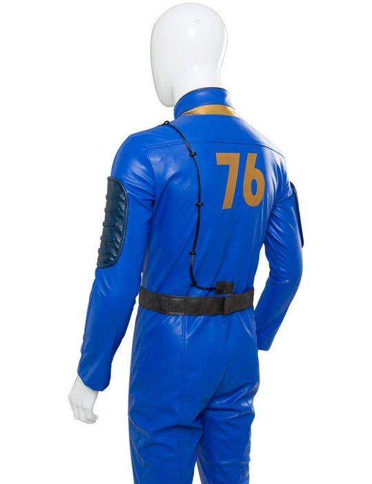 Fallout 76 Vault Jumpsuit Costume