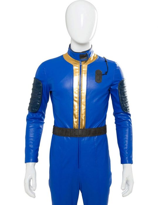 Fallout 76 Vault Jumpsuit Cosplay Costume