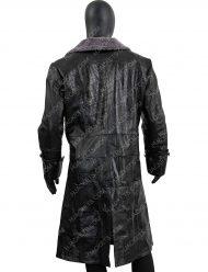 Sora Kingdom Hearts III Black Trench Coat