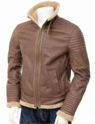 Mens Sheepskin Jacket