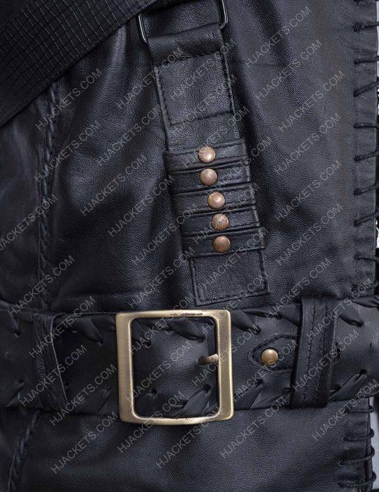 Eric The Huntsman Winter's War Leather Vest