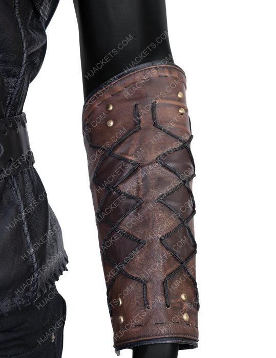 The Huntsman Winter's War Leather Vest