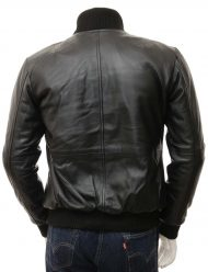 black-leather-bomber-biker-jacket