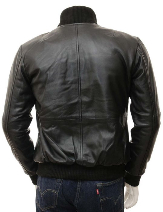black-leather-bomber-biker-jacket