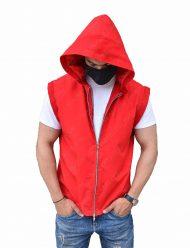 creed 2 red hoodie
