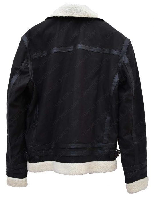 mens-aviator-hemskin-shearling-black-leather-jacket