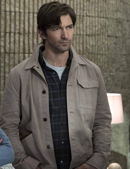 Steven Crain jacket