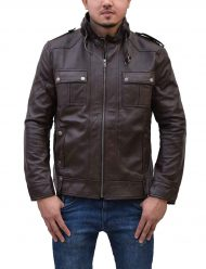 slim-fitted-leather-jacket
