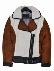 women-suede-and-shearling-half-zip-biker-jacket