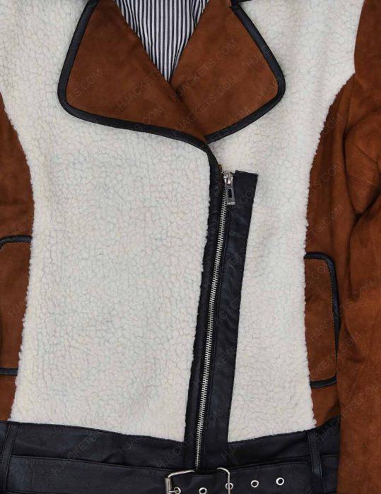 women-suede-half-zip-jacket