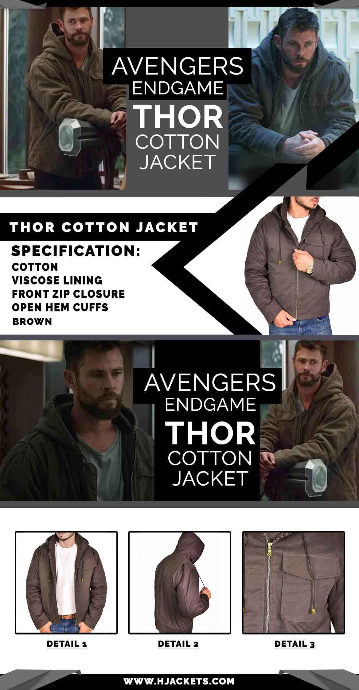 Thor Endgame Info