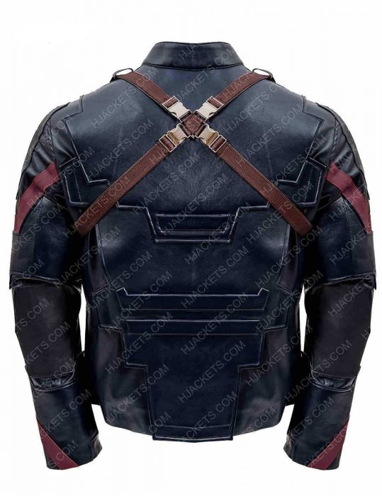 Avengers-Endgame-Chris-Evans-jacket