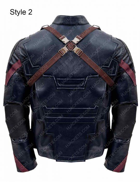 Avengers Endgame Chris Evans jacket