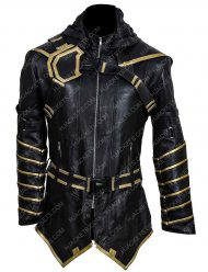 Avengers Endgame Renner Ronin Leather Jacket