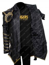 Avengers Endgame Ronin Hooded Jacket