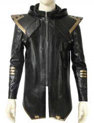 Clint Barton Hawkeye Leather Jacket