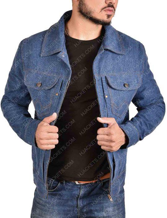 Once Upon a Time denim jacket