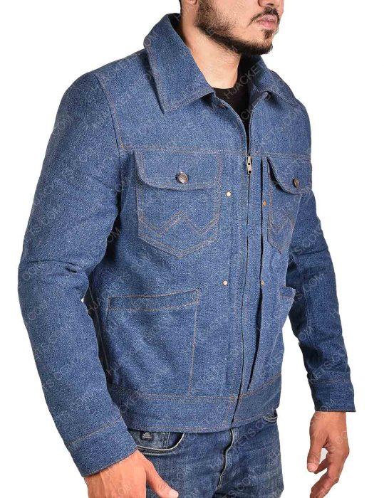 Once Upon a Time denim jacket for men