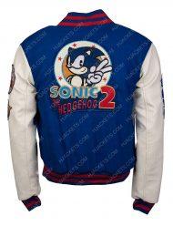 Sonic the Hedgehog Cotton Jacket