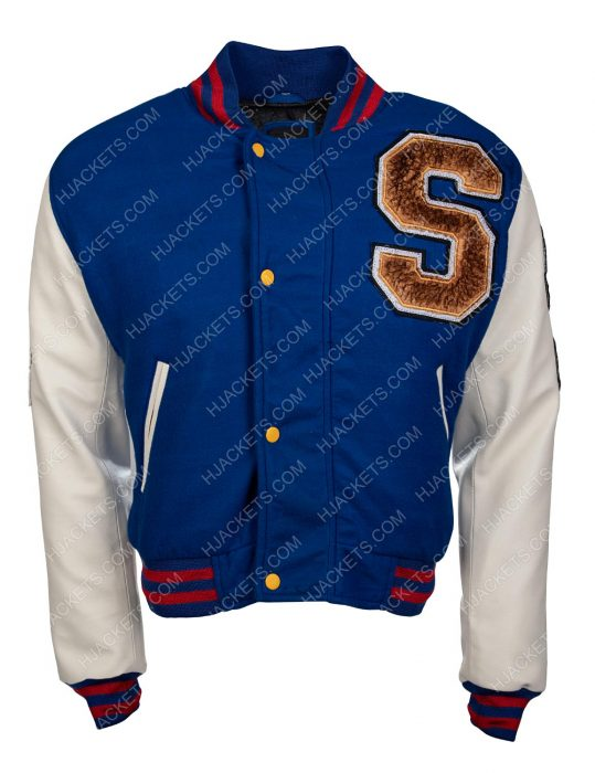 Sonic the Hedgehog Varsity Jacket