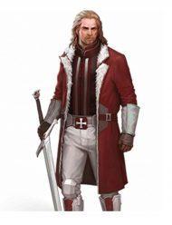 The Secret World Paladin Red Coat