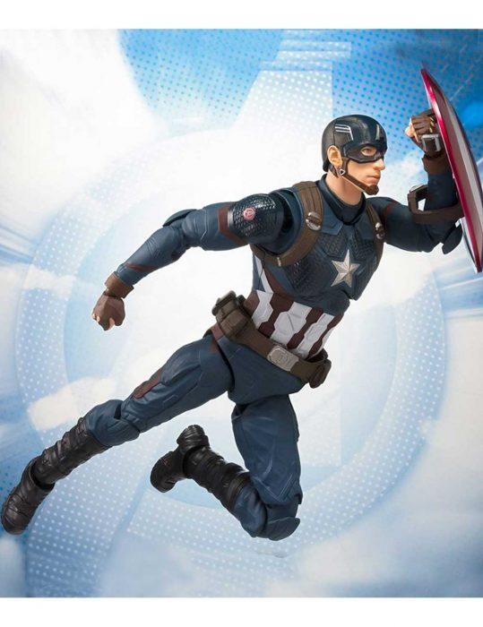avengers endgame captain america blue jacket