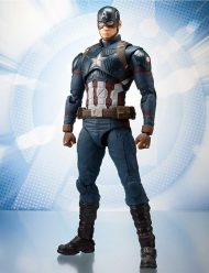avengers endgame captain america leather jacket