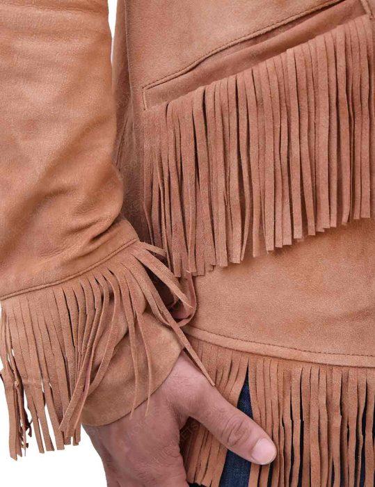 joe-buck-brown-suede-leather-jacket