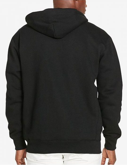 mens-big-and-tall-black-hoodie