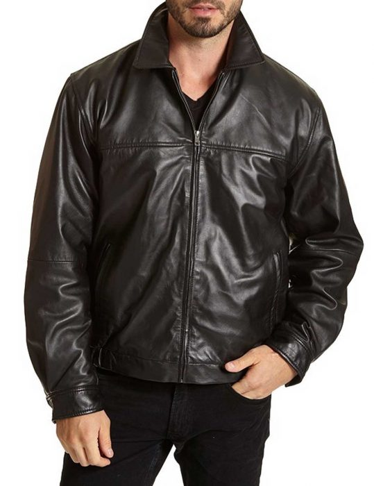 mens big & tall bomber jacket