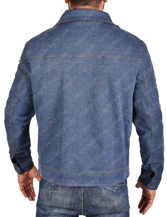mens denim jacket Once Upon a Time