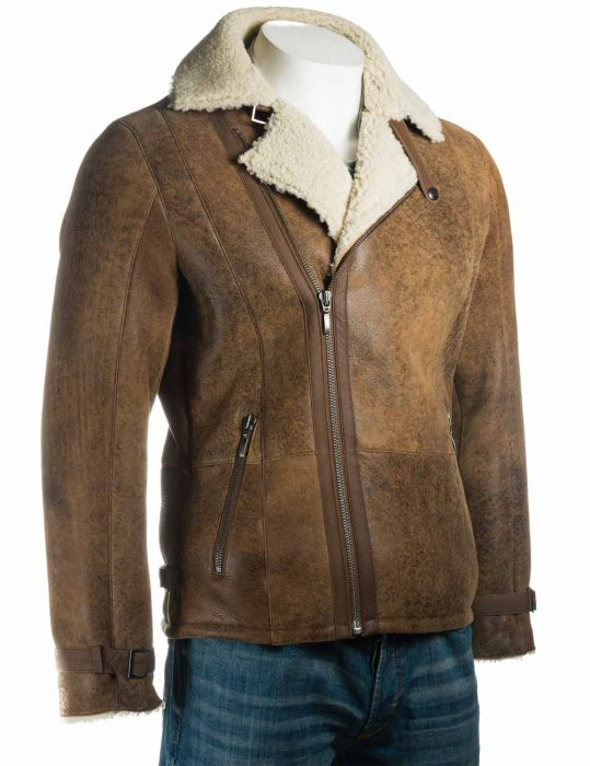 mens-shearling-sheepskin-biker-jacket
