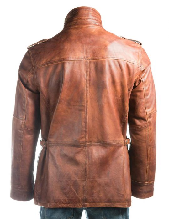 mens-tan-double-collared-jacket
