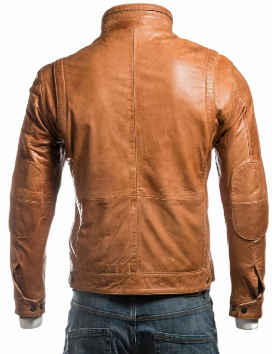mens-tan-leather-jacket