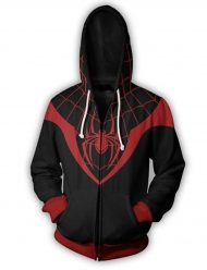 spiderman-miles-morales-zip-up-hoodie