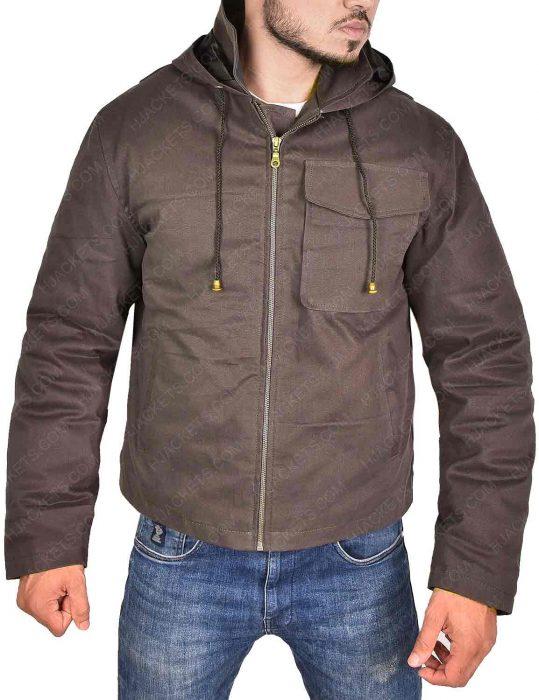 thor brown jacket