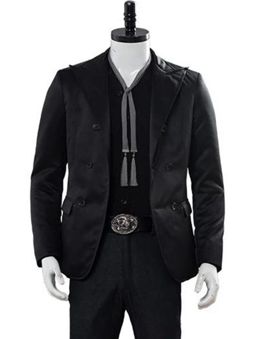 David Tennant Crowley Coat