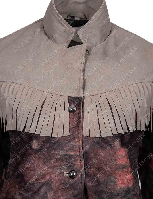 Emma Mackey Blazer Jacket
